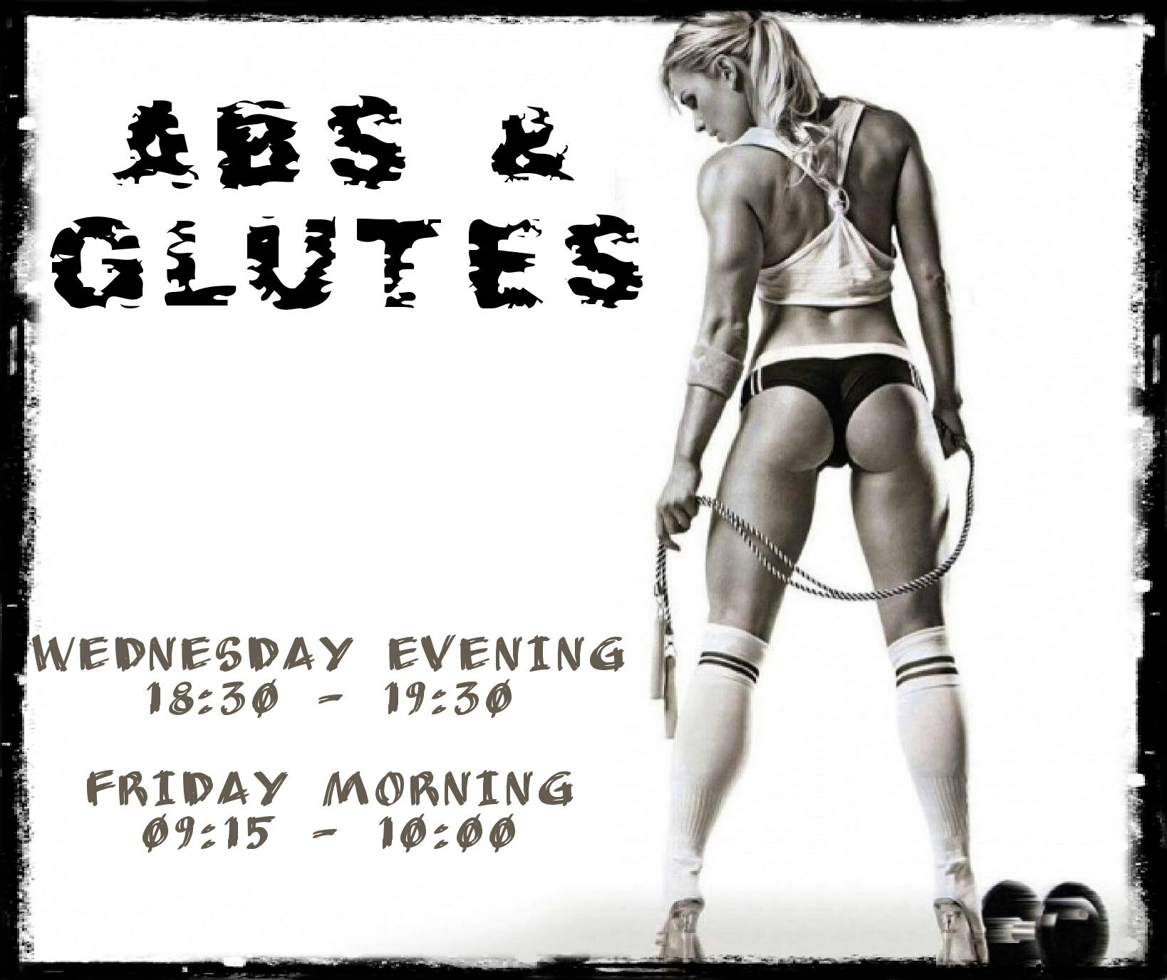 Abs & Glutes
